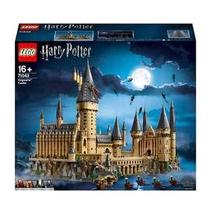 LEGO Harry Potter Hogwarts Castle Toy (71043) £279.99 delivered with code @ Zavvi