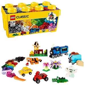 LEGO 10696 Classic Medium Creative Brick Box £17.50 (+£4.49 Non Prime) at Amazon