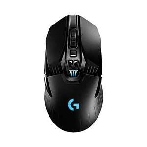 Logitech G903 Wireless Gaming Mouse, HERO 25K Sensor, 25,600 DPI, RGB,140h Battery, Ambidextrous - Like New £37.18 @ Amazon Warehouse