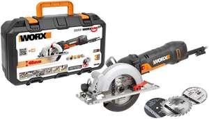 WORX WX439 500W 120mm Worxsaw Compact Circular Saw - £60 @ Amazon
