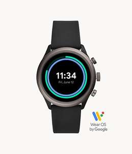 Fossil Sport Smartwatch £58.65 delivered (Wear OS) @ Fossil