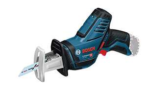 Bosch Professional 060164L902 GSA 12V-14 Cordless Sabre Reciprocating Saw (Without Battery and Charger) £53.99 at Amazon