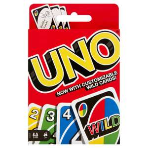 Uno Card Game - £3 @ Morrisons