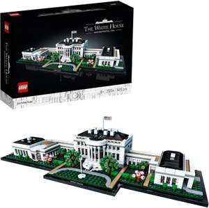 Lego Architecture - The White House 21054 - £67.99 from Amazon