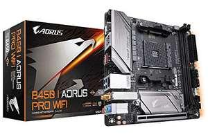 Gigabyte Aorus B450 I AORUS PRO WIFI M-ITX Motherboard - Used - Like New £60.89 @ Amazon Warehouse