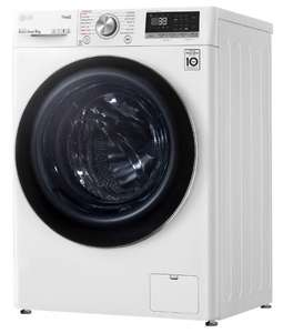 LG TurboWash 360 AI DD V9 F4V909WTSE 9kg 1400rpm Washing Machine with 5 year warranty £529.99 delivered with code @ Appliance Electronics