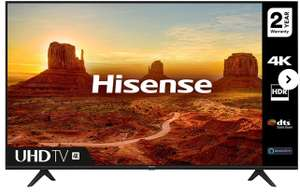 """Hisense 65A7100FTUK 65"""" 4K HDR Ultra HD LED Smart TV - £466 Delivered (With Code) @ Home Essentials"""