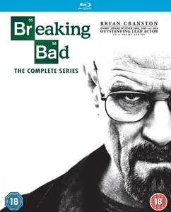 Breaking Bad - The Complete Series [Blu-ray] [2018] £34 delivered @ Amazon