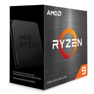 AMD Ryzen 9 5950X CPU Sixteen Core 3.4GHz Processor Socket AM4 - Retail £649.99 delivered @ AWD-IT
