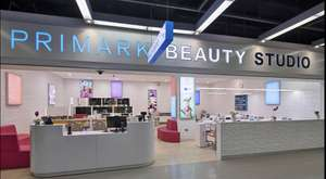 £20 Primark Beauty Studio Spend - London & Manchester - £10 + 50p Admin fee @ Wowcher