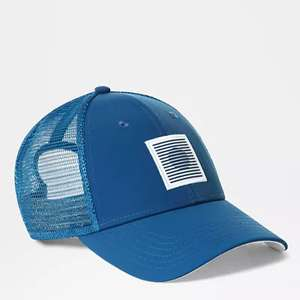 The North Face Tech Trucker cap in three colour choices (Black, Navy and Blue) for £12.50 delivered @ The North Face