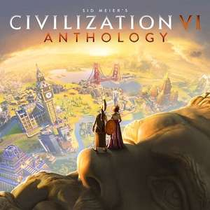 [PS4] Civilization VI Anthology Inc Base Game + All DLC - Rise & Fall, Gathering Storm, New Frontier Pass - £25.99 @ PlayStation Store