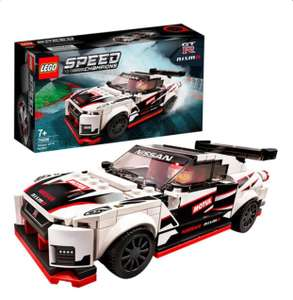 LEGO Technic Monster Jam 42118/ 42119 & Speed Champions Nissan GT-R 7689/ 76895 /76896 £13.50 each (Clubcard Price) at Tesco