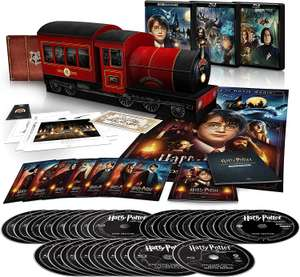 Harry Potter and the Philosopher's Stone: Anniversary Collector's Edition [4K Ultra HD] [2001] [Blu-ray] [2021] [Region Free]