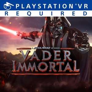 [PS4] Vader Immortal: A Star Wars VR Series (PlayStation VR / PSVR) - £10.99 @ PlayStation Store