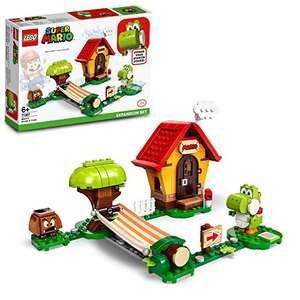 LEGO 71367 Super Mario House & Yoshi Expansion Set Buildable Game £12.50 Prime/ +£4.49 non Prime at Amazon
