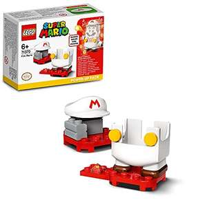 LEGO 71370 Super Mario Fire Power-Up Pack Expansion Set Fire Power Costume £5 Prime at Amazon (+£2.99 non Prime)
