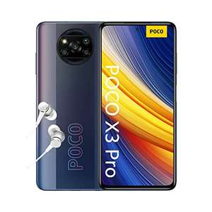 "POCO X3 Pro - Smartphone 6+128GB, 6,67"" 120Hz FHD+ DotDisplay, Snapdragon 860, 48MP Quad Camera, 5160mAh. £179 @ Amazon"