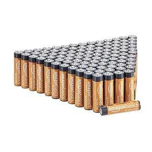 Amazon Basics AAA 1.5 Volt Performance Alkaline Batteries - Pack of 100 £13.99 Amazon Prime (+£4.49 Non Prime)