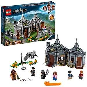 LEGO 75947 Harry Potter Hagrid's Hut: Buckbeak's Rescue £34.99 at Amazon