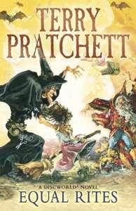 Equal Rites TERRY PRATCHETT (Discworld Novel 3) 99p from Google Play
