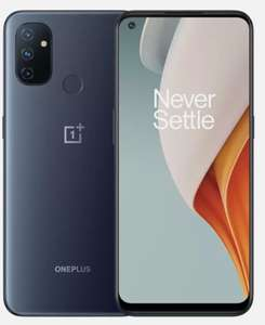 """OnePlus Nord N100 Midnight Frost 6.25"""" 64GB 4GB Unlocked & SIM Free Smartphone - £89.22 Delivered With Code @ Buyitdirectdiscounts /Ebay"""