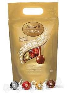 1kg bag Lindt Lindor Assorted or Milk truffles £10 in-store at Lindt Shop, Liverpool One