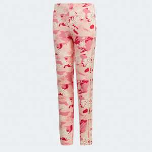 Girls adidas Leggings - All Over Floral Print - £7.96 Delivered Using Code + Free Delivery Via The Creators Club (Free) @ adidas
