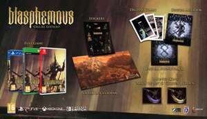 Nintendo Switch Game - Blasphemous Deluxe Edition - £24.52 - ShopTo / eBay