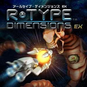 R-Type Dimensions EX Nintendo Switch £6.74 at Nintendo eShop