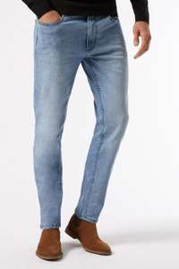 Men's Jeans all 48% off until midnight 1st Sept (deals available from £6 + £3.99 delivery) @ Burton