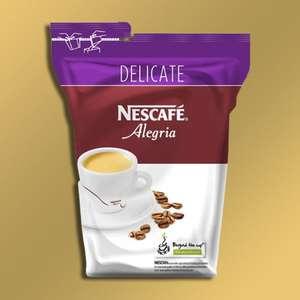 1 x Nescafe Alegria Delicate Blend Instant Coffee 500g Bag (Best Before 31/10/2021) - £5 delivered @ Yankee Bundles