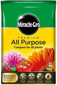Miracle-Gro All Purpose Compost, 40l - £1.25 (was £5) instore @ Asda, West Quay, Poole