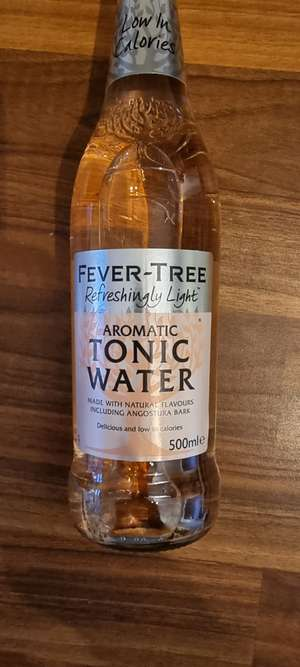 Fever Tree Aromatic Tonic Water 54p instore @ M&S Swansea City Centre