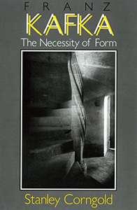 Franz Kafka: The Necessity of Form Kindle Edition - FREE - @ Amazon