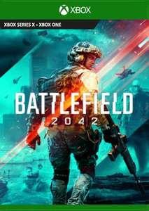Battlefield 2042 [Xbox One - US Via VPN] Pre-Order £37.59 @ CDKeys