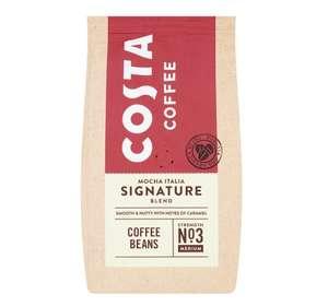 Costa coffee beans large 400g bag £3 @ Waitrose & partners