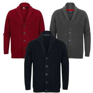 Hatton Wool Blend Cardigans £15 each (+£1.99 delivery) using code @ Tokyo Laundry