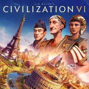 Sid Meier's Civilization VI Nintendo switch £6.27 on eShop (Brazil)