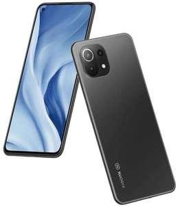 "Xiaomi Mi 11 Lite 5G Truffle Black 6.55"" 128GB 5G Unlocked & SIM Free Smartphone - £300.89 With Code @ Buyitdirectdiscounts / eBay"