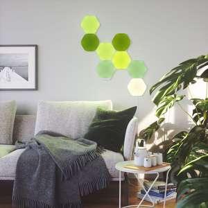 Nanoleaf Smart LED Light Shapes Hexagons 8 Panel Starter Kit £114.99 (Members Only) @ Costco
