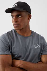 Mens Cap £2 with free next day delivery using code @ Burton