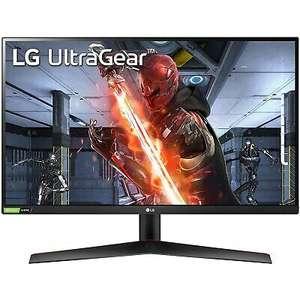 "New LG 27GN800-B 27"" IPS QHD 144Hz Monitor (NVIDIA G-SYNC Compatible with AMD FreeSync Premium) £253.27 @ buyitdirectdiscounts / eBay"