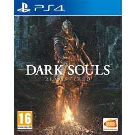 Dark Souls: Remastered (PS4) - £10.95 delivered @ The Game Collection