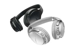 Bose QuietComfort 35 (QC35) Wireless Headphones II - Manufacturer Refurbished - £134.95 Via Student Beans @ Bose