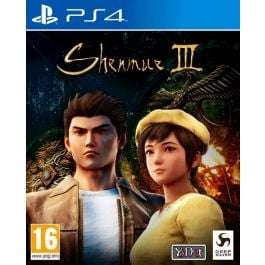 Shenmue III (PS4) - £8.95 delivered @ The Game Collection