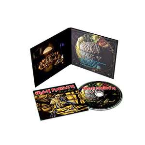 Piece of Mind (2015 Remaster) Limited Edition Iron Maiden CD Set £6.99 (Prime) + £2.99 (non Prime) at Amazon