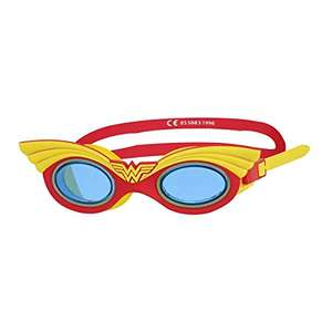 Zoggs Kids' DC Super Heroes Character Wonder Woman Swimming Goggles £4.20 (Prime) + £4.49 (non Prime) at Amazon