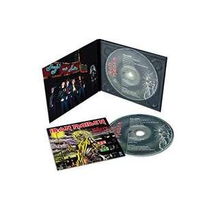 Killers (2015 Remaster) Iron Maiden CD Set £6.99 (Prime) + £2.99 (non Prime) at Amazon