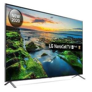 "LG 75NANO996NA 75"" NanoCell 8K Smart Television - £1699 (5 Years parts & labour guarantee) @ Marks Electrical"